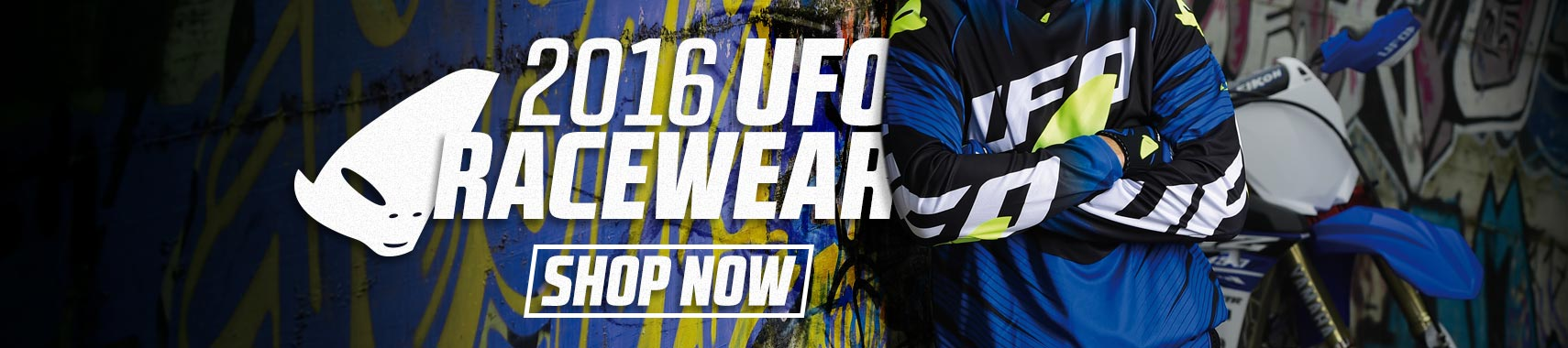 UFO Motocross Racewear clothing