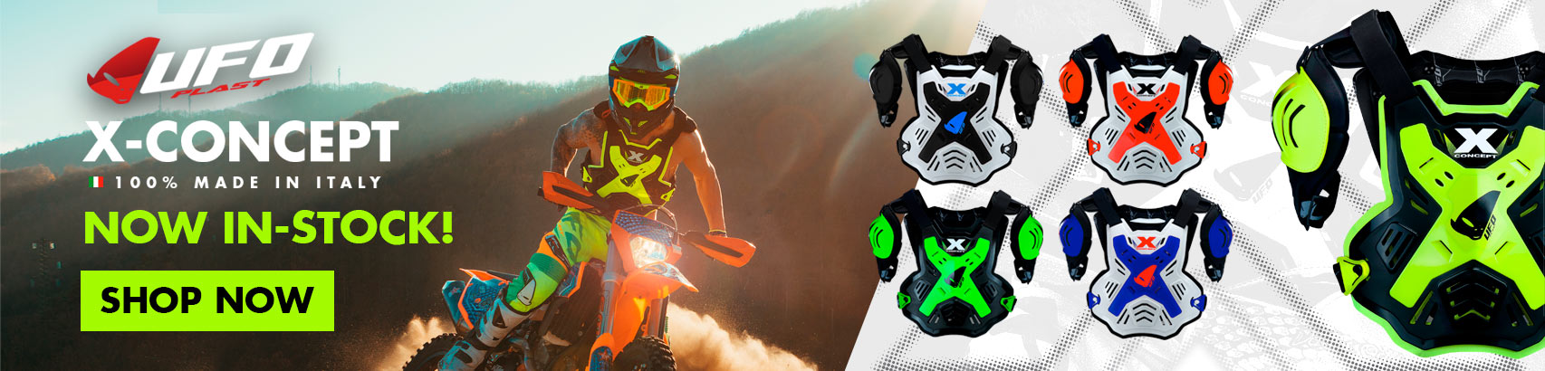 UFO X-Concept Chest Protector