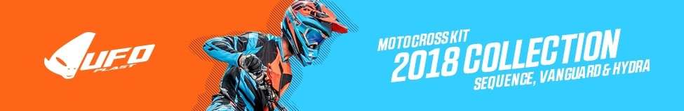 2018 UFO Motocross Kit Combos