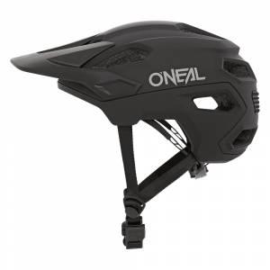 ONeal Trailfinder Solid Black Mountain Bike Helmet