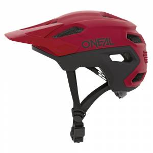 ONeal Trailfinder Split Red Mountain Bike Helmet