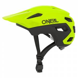 ONeal Trailfinder Split Neon Yellow Mountain Bike Helmet