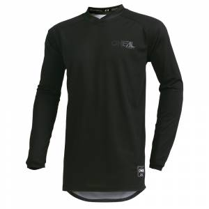 ONeal Element Classic Black Motocross Jersey