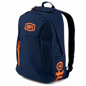 100% Skycap Backpack Navy
