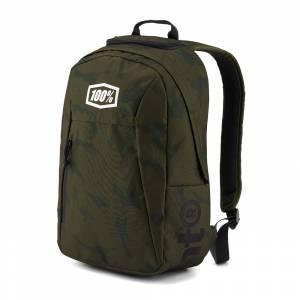 100% Skycap Camo Backpack