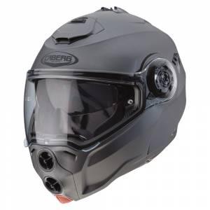 Caberg Droid Matt Gun Metal Flip Up Helmet