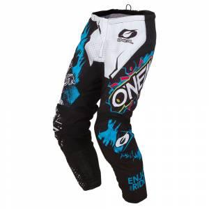 ONeal Kids Element Villain White Motocross Pants