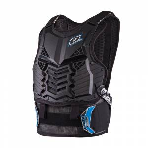 ONeal Holeshot Blue Long Roost Guard