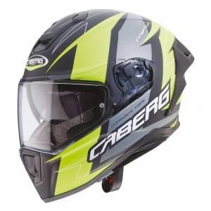 Caberg Drift Evo Speedstar Matt Anthracite Yellow Full Face Helmet