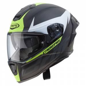 Caberg Drift Evo Carbon Matt Anthracite Yellow Full Face Helmet