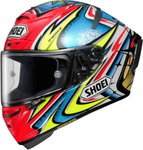 Shoei X-Spirit 3 Daijiro TC1 Full Face Helmet