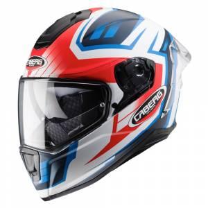 Caberg Drift Evo Gama White Red Blue Full Face Helmet