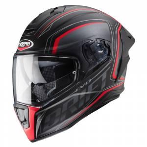 Caberg Drift Evo Integra Matt Black Anthracite Red Full Face Helmet