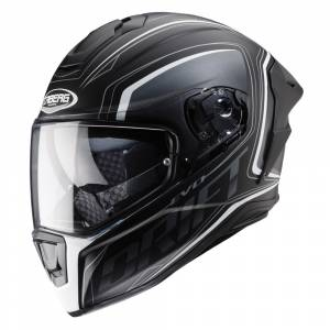 Caberg Drift Evo Integra Matt Black Anthracite White Full Face Helmet
