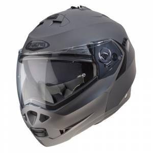 Caberg Duke II Matt Gun Metal Flip Up Helmet