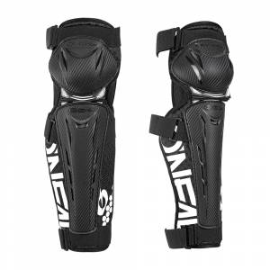 ONeal Trail FR Carbon Look Black White Knee Guard