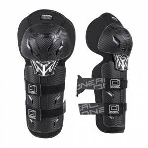 ONeal Pro III Carbon Look Black Knee Guard