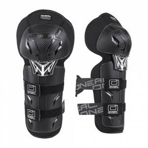ONeal Kids Pro III Carbon Look Black Knee Guard