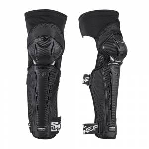 ONeal Park FR Carbon Look Black White Knee Guard