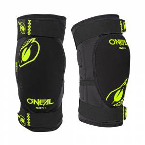 ONeal Dirt Neon Yellow Knee Guard