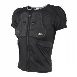 ONeal BP Protector Short Sleeve Black Motocross Shirt