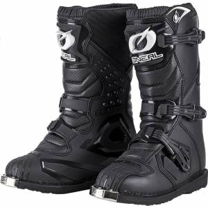 ONeal Kids Rider Black Motocross Boots