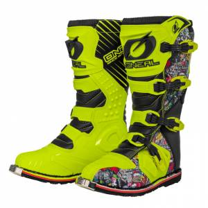 ONeal Rider Crank Multi Motocross Boots