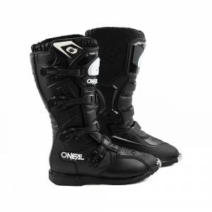 ONeal Rider Pro Black Motocross Boots