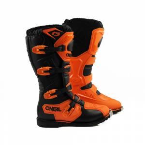 ONeal Rider Pro Orange Motocross Boots