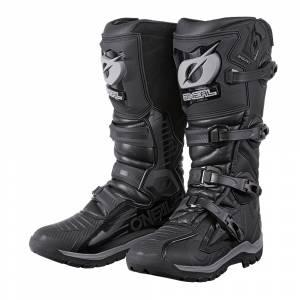 RMX Black Enduro Boots
