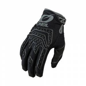 ONeal Sniper Elite Black Grey Motocross Gloves