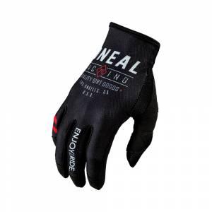 ONeal Mayhem Dirt Black Grey Motocross Gloves