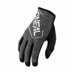 ONeal Mayhem Hexx Black Grey Motocross Gloves