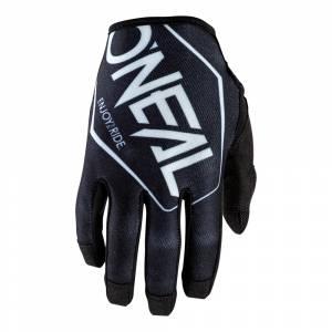 ONeal Mayhem Rider Black White Motocross Gloves
