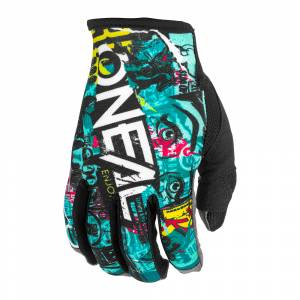 ONeal Mayhem Savage Multi Motocross Gloves
