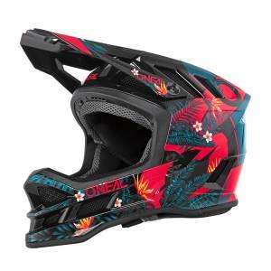 ONeal Blade Polyacrylite Rio Red Mountain Bike Helmet
