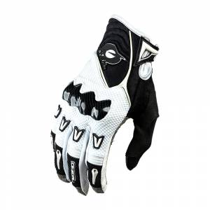ONeal Butch Carbon White Motocross Gloves
