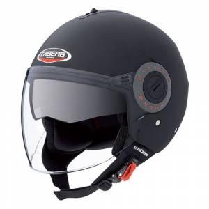 Caberg Riviera Matt Black Open Face Helmet