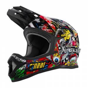 ONeal Kids Sonus Crank Multi Mountain Bike Helmet