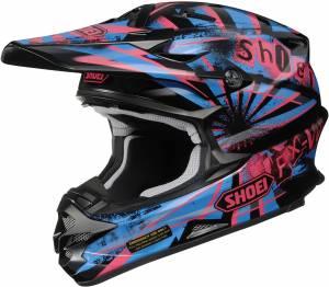 Shoei VFX-W Dissent TC7 Motocrss Helmet