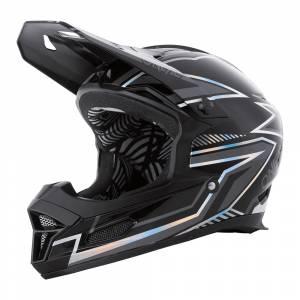 ONeal Fury Rapid Black Mountain Bike Helmet