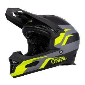 ONeal Fury Stage Red Orange Mountain Bike Helmet