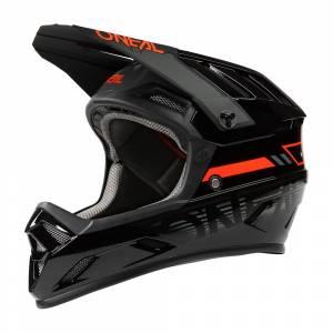 ONeal Backflip Eclipse Black Grey Mountain Bike Helmet