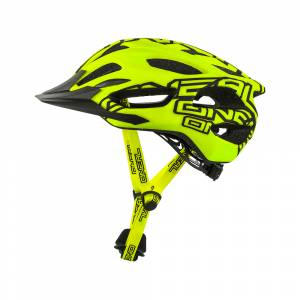 ONeal Q RL Neon Yellow Mountain Bike Helmet