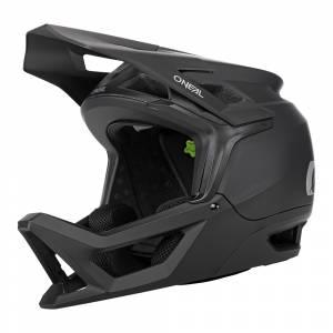ONeal Transition Solid Black Mountain Bike Helmet