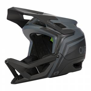 ONeal Transition Flash Black Grey Mountain Bike Helmet