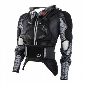 ONeal Madass Moveo Protector Black Motocross Jacket