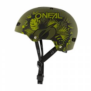 ONeal Dirt Lid ZF Plant Green Mountain Bike Helmet