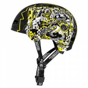 ONeal Dirt Lid ZF Rift Yellow Mountain Bike Helmet