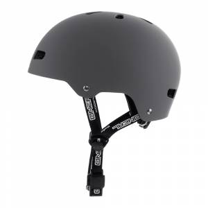ONeal Dirt Lid ZF Bones Grey Mountain Bike Helmet
